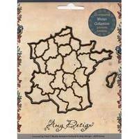 France - Find It Trading Amy Design Map Die