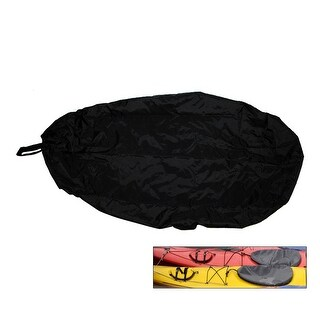 Attwood Marine 49196M ATTWOOD KAYAK COCKPIT COVER UNIVERSAL