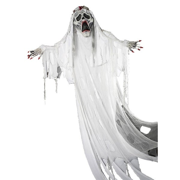 12' Ghost Bride Hanging Halloween Decoration