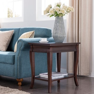 Link to Copper Grove Backan Chairside Table Similar Items in Living Room Furniture