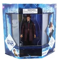 """Doctor Who 5"""" Action Figures: The Impossible Set w/ 11th Doctor and Oswin Oswald - multi"""