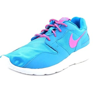 Nike Kaishi Youth Round Toe Synthetic Blue Sneakers