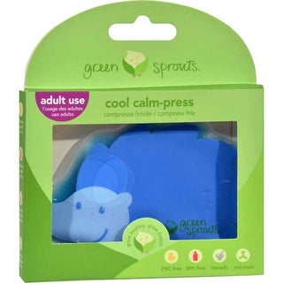 Green Sprouts Cool Calm Press, Assorted Colors - 1 ct