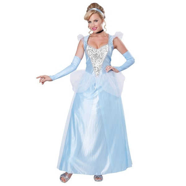 Shop Classic Plus Size Cinderella Costume - Free Shipping On Orders ...