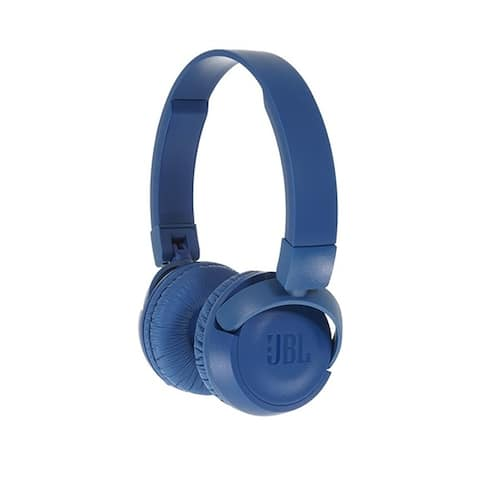 JBL T460BT Extra Bass Wireless On-Ear Headphones with 11 Hours Playtime & Mic - 8.5 x 7.25 x 1.75