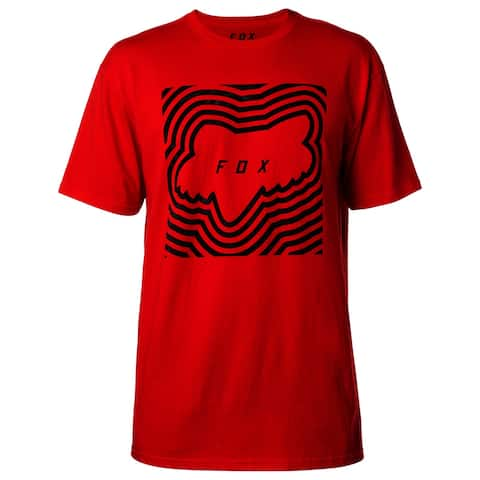 Fox Mens Fox Log Graphic T-Shirt