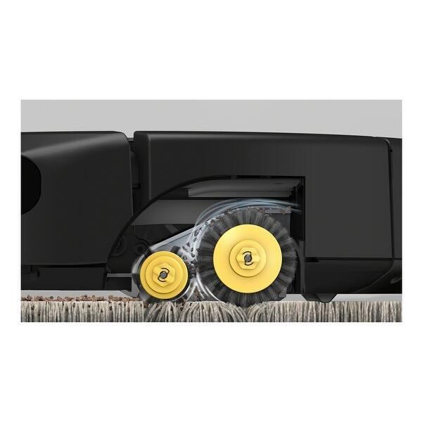 Shop Irobot Roomba 685 Robotic Vacuum W 2 Dual Mode Wall Barriers Black Overstock 29594406