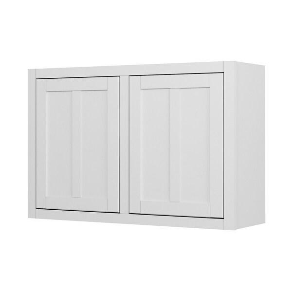 Sagehill Designs Vdw3624 Veranda 36 X 24 X 12 Double Door Kitchen Wall Cabinet Linen
