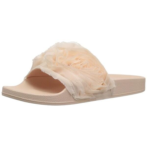 Betsey Johnson Women's Cutie Slide Sandal