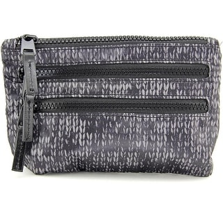 Shiraleah Colorado Zip Women Nylon Gray Cosmetic Bag