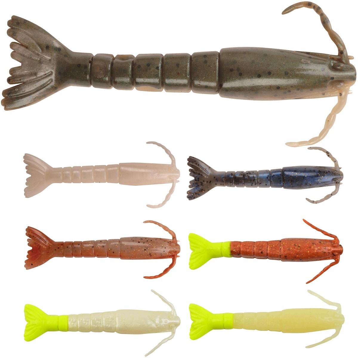 Shop Berkley Gulp Alive Shrimp Bucket Fishing Bait 3 Inch Overstock 16097562
