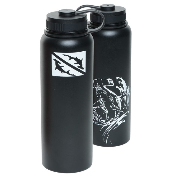 Hammerhead Hammerhead Bottle 40oz Black