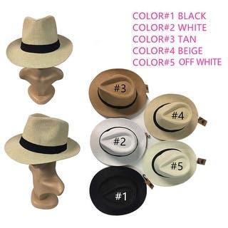 Buy Fedora Men s Hats Online at Overstock  15f08cfd9867