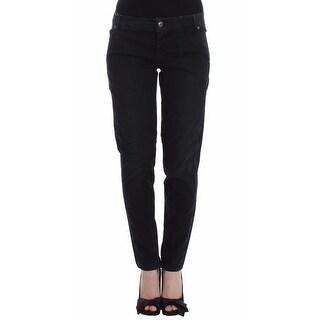 Ermanno Scervino Blue Slim Jeans Denim Pants Skinny Leg Straight