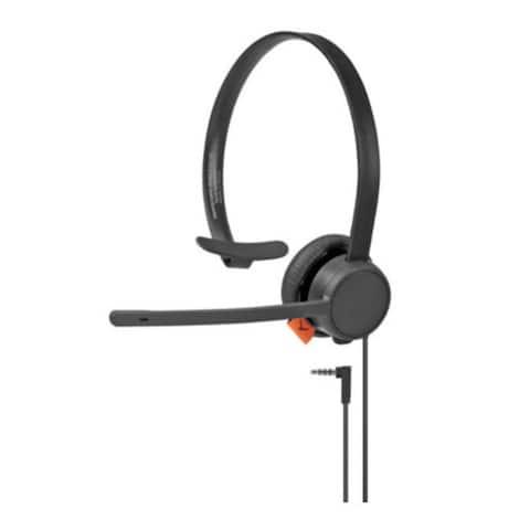 Beyerdynamic HSP 321 Corded Single-Ear Headset with Microphone Arm