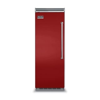 Viking VCFB5303L 30 Inch Wide 15.9 Cu. Ft. Built-In Upright Freezer with ProChill Temperature Management and Left Door Swing