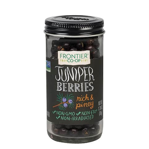Frontier Juniper Berries, Select Whole 1.28 oz. Bottle