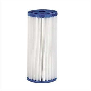 Pleated Polyester Filters 5 Micron 4.50 in x 9.75 in