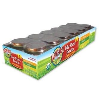 Earth's Best - Organic My First Fruit Starter Pack ( 12 - 2.5OZ)
