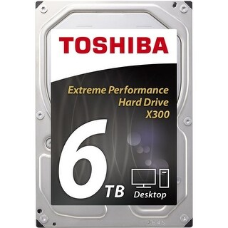 Toshiba HDWE160XZSTA Hard Drives