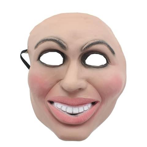 The Purge Costume Mask - Tan