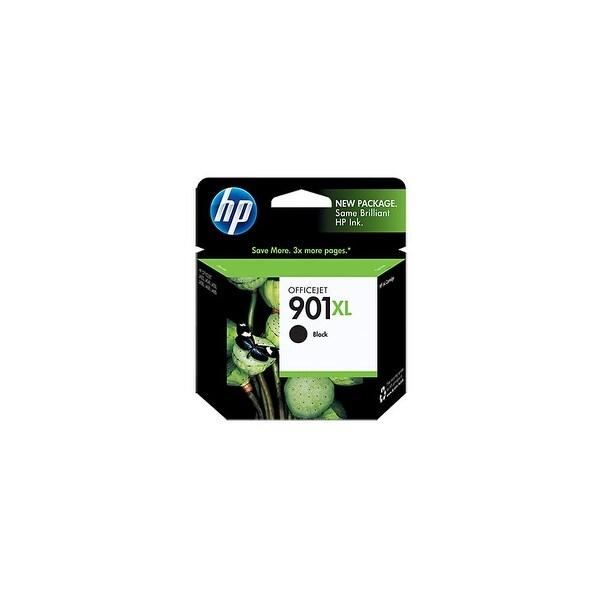 HP 901XL High Yield Black Original Ink Cartridge (CC654AN)(Single Pack)