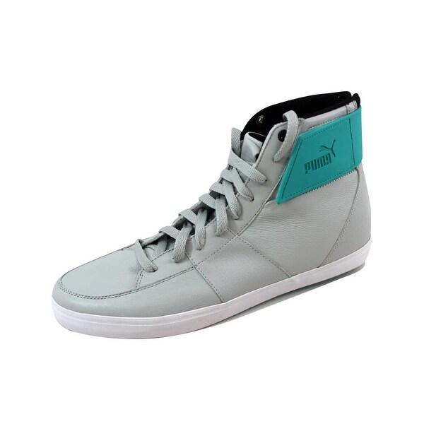 Puma Men's El Vuelo Mid Gray Violet/Ceramic Green 353130 01 Size 12