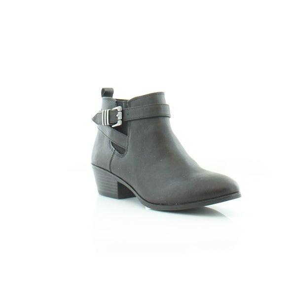 Style & Co. Huckk Women's Boots Black