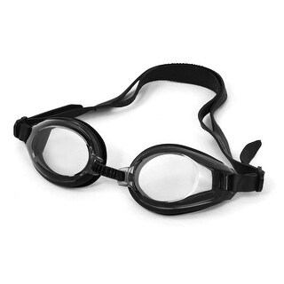 Silicone Frame Seaside Swimming Pool Protective Gear Anti-fog Swim Goggles For Adult Youth