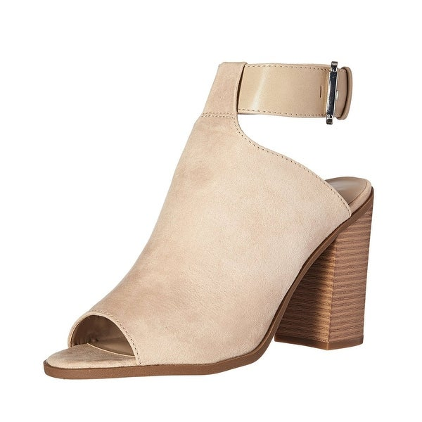 Indigo Rd Mashi Peep-Toe Slingback Sandals Sand - 8 b(m)
