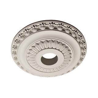 Ceiling Medallion White Urethane 18 Diameter  | Renovator's Supply