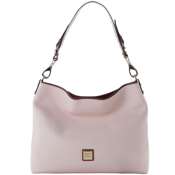 1f7f88a27c Shop Dooney & Bourke Pebble Grain Extra Large Courtney Sac Shoulder Bag ( Introduced by Dooney & Bourke at $328 in Apr 2017) - Free Shipping Today ...