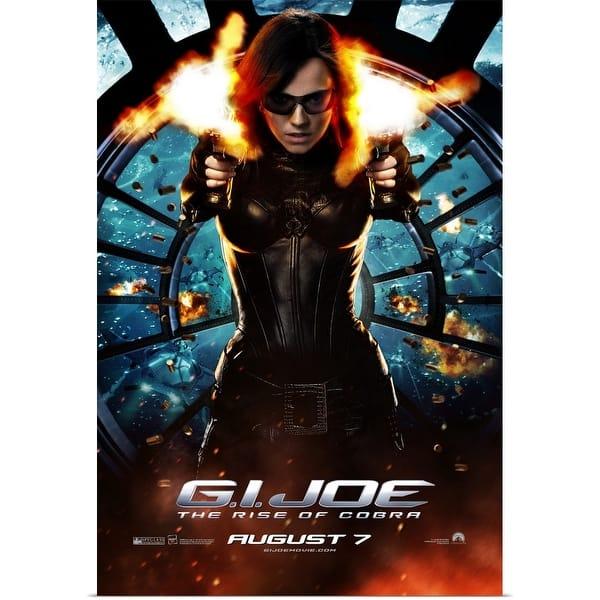 Shop G I Joe Rise Of Cobra 2009 Poster Print Overstock 24133431