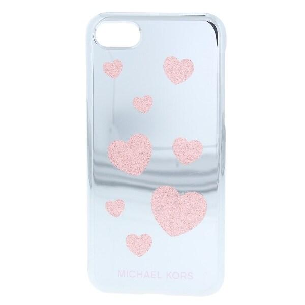 MICHAEL Michael Kors I Love Mom Cell Phone Case Glitter iPhone 7 - o/s