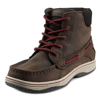 Sperry Top Sider Billfish Boot Square Toe Leather Boot