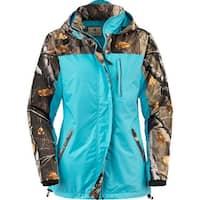 Legendary Whitetails Ladies Camo Splash Rain Jacket