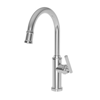 Link to Newport Brass 3190-5113 1.8 GPM Single Hole Kitchen Faucet Similar Items in Faucets