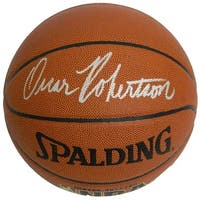 Oscar Robertson Spalding IndoorOutdoor Basketball