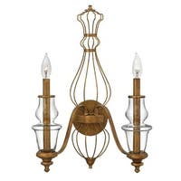 Hinkley Lighting 3082 2 Light Indoor Double Sconce Wall Sconce from the Celine Collection