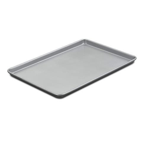 Cuisinart AMB-17BS 17-Inch Chef's Classic Nonstick Bakeware Baking Sheet - Grey