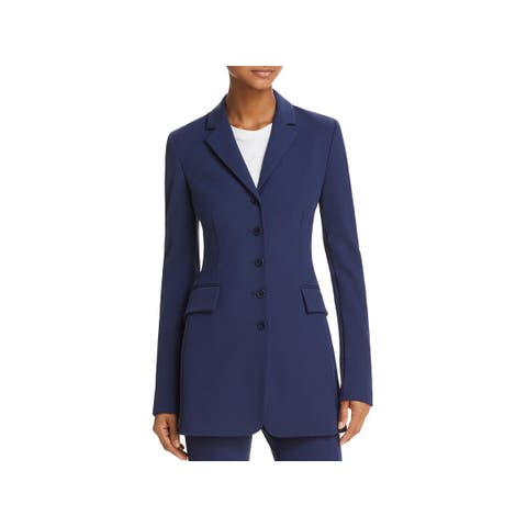Theory Womens Blazer Suit Seperates Skinny