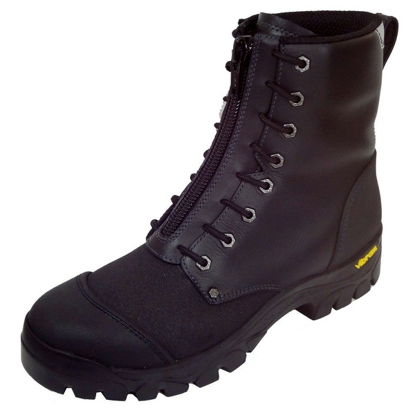 Twisted X Work Boots Men Flame Resistant ST Cool Black