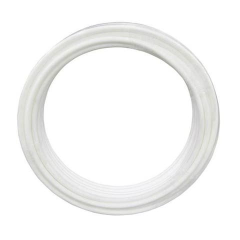 "Apollo APPW10012 White PEX Pipe, 1/2"" X 100'"
