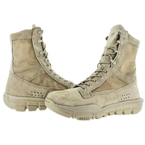 Military Boots Wide Width Avail