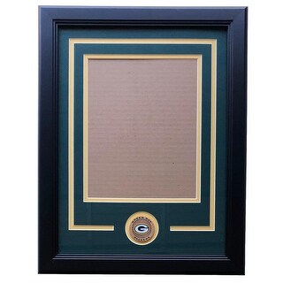 Green Bay Packers 8x10 Vertical Photo Frame Kit