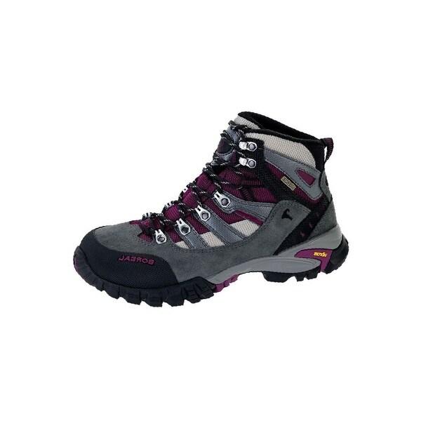 Boreal Climbing Shoes Womens Lightweight Klamath Valva Purple