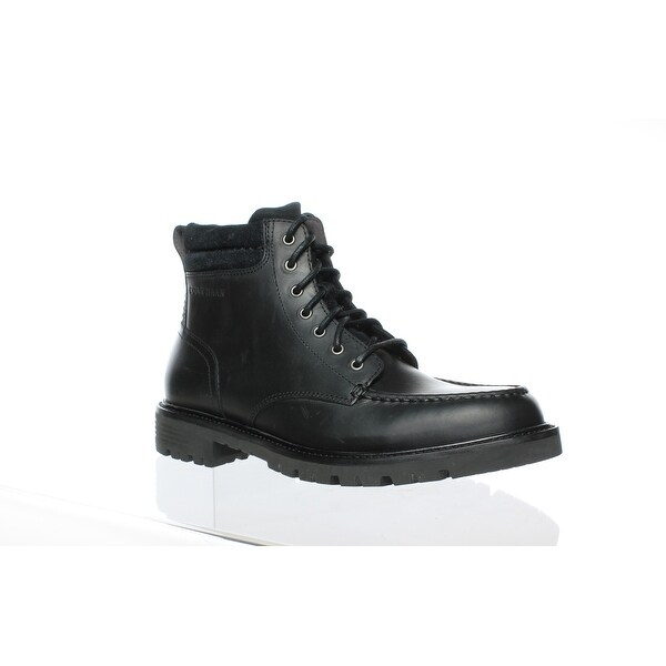 8447f6e9f23b1 Shop Cole Haan Mens Grantland Black Wp Ankle Boots Size 7 - Free ...