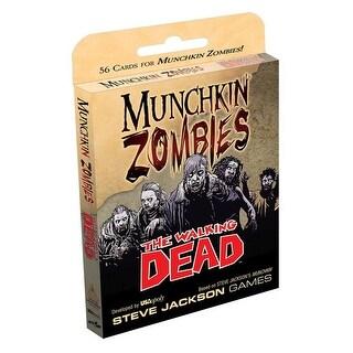 Walking Dead Munchkin Zombies