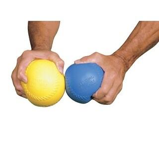 Sportime 16 in Foam Only Ball, Yellow