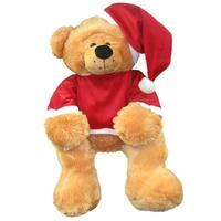 Santa Plush Stuffed Teddy Bear